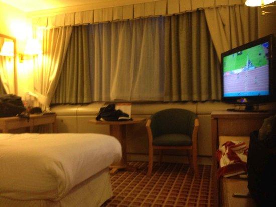 Copthorne Tara Hotel London Kensington: Twin Room