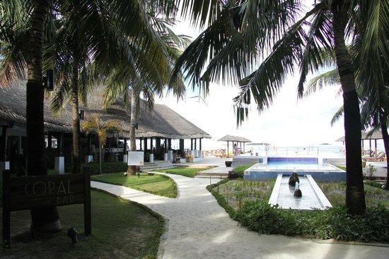 Centara Grand Island Resort & Spa Maldives : Big pool @ Centara