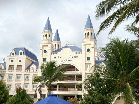 Bella Vista Waterfront : Hotel