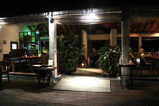 Centara Grand Island Resort & Spa Maldives: Asian Restaurant