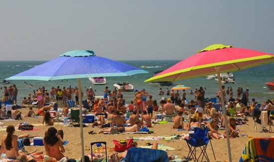 Sunset Bay Beach Club Located On The Ss Of Lake Erie Just 45 Minutes