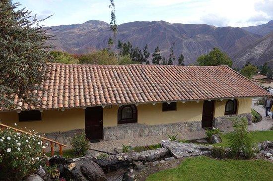 Hotel Hacienda del Valle: Blick auf die Anlage