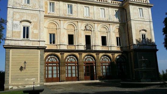Park Hotel Villa Grazioli: La Villa