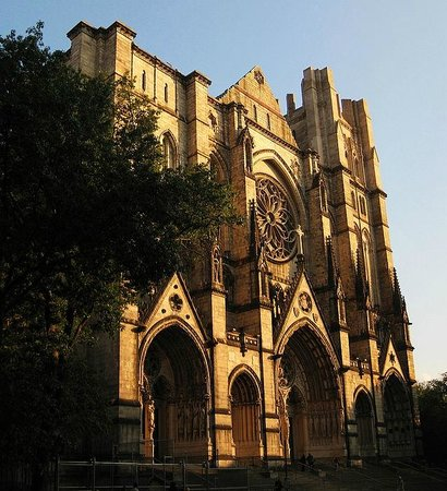 Cathedral Church of Saint John the Divine : The Cathedral Church of Sainte John the Divine