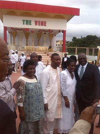 Birthday Party Picture Of True Vine Hotel Kumasi Tripadvisor