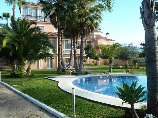Villa Erina Park Hotel : Tranquil Hotel