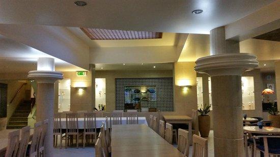 Hotel Atlantic: sala ristorante