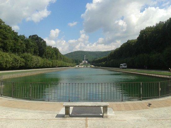 Palacio Real de Caserta: wow