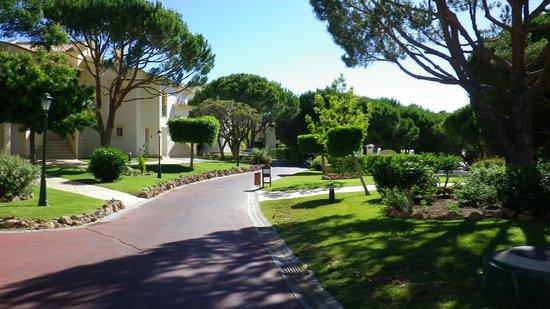 Adriana Beach Club Hotel Resort: Envolvente e acessos aos quartos