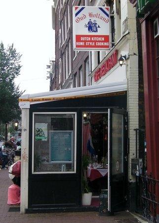 Oud Holland: Entrance