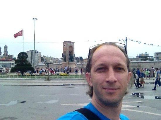 Taksim Park Стамбул