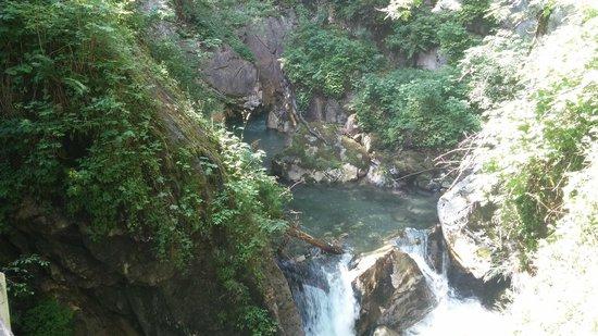 Stanghe Waterfalls at Gilfenklamm Gorge: Cascate di Stanghe