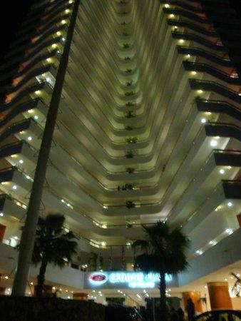 Gran Plaza Hotel Acapulco: Hotel a noite