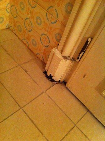 Arbanassi Palace : De la pourriture dans les salles bains et des cafards morts depuis?!?!