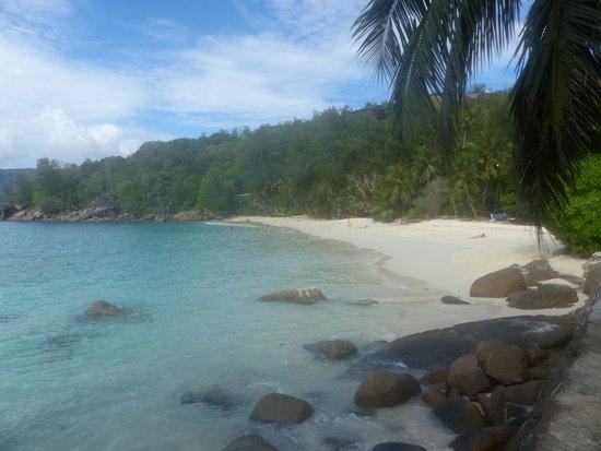 Anse Soleil Beachcomber: La plage