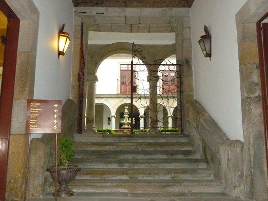Pousada Mosteiro Guimarães: ingresso