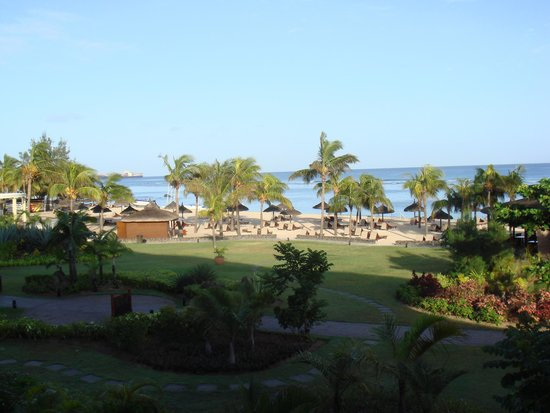 Le Meridien Ile Maurice : Room View