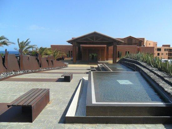 Sandos San Blas Nature Resort & Golf: Entrée de l'hotel