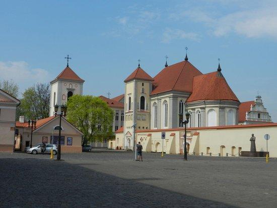 Old Town Kaunas: семинария