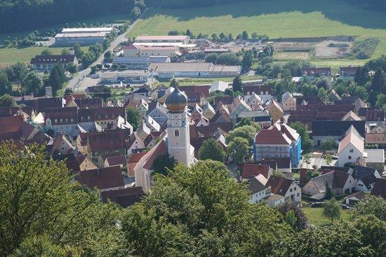 Hotel Gasthof Zum Löwen: panorama