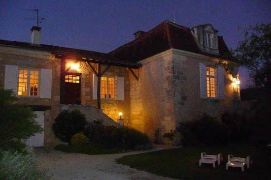 Saint-Martin-de-Ribérac, France : Bonne nuit