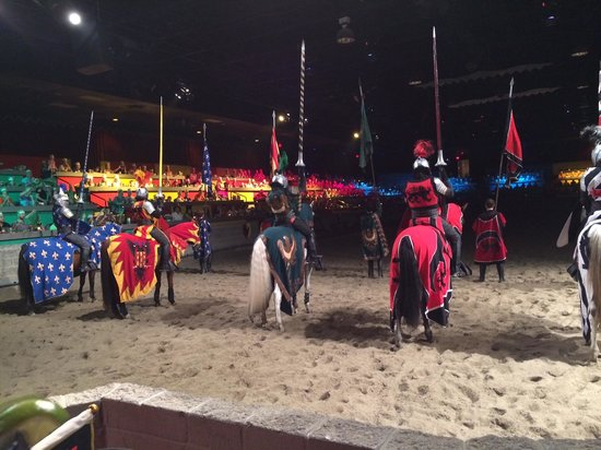 Medieval Times: Good times
