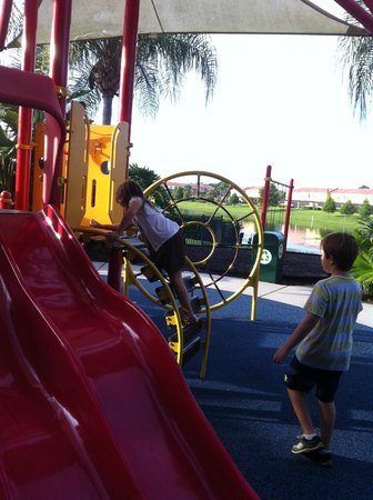 CLC Encantada Resort: playground