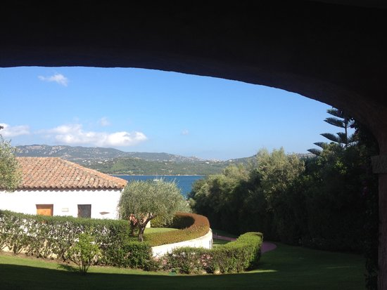 Relais Villa del Golfo & Spa: view from our deluxe room