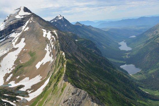 Glacier Heli Tours: Glacier