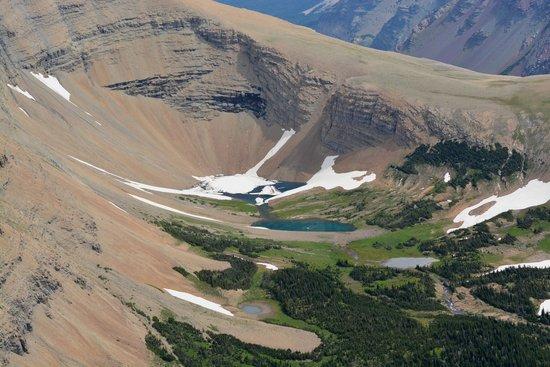 Glacier Heli Tours: mts