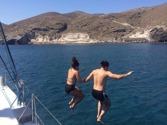 Sunset Oia Sailing Cruises: Awesome!