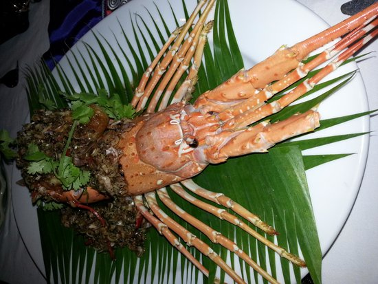 Eat Sense Beach Restaurant Samui : Lobster