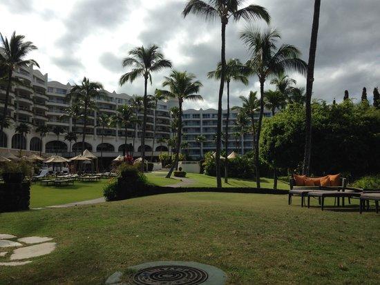 Fairmont Kea Lani, Maui: hotel