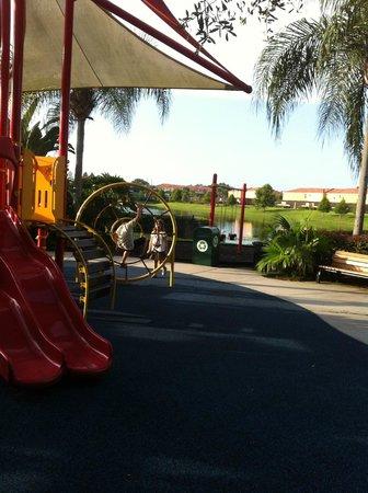 Encantada -The Official CLC World Resort: Playground
