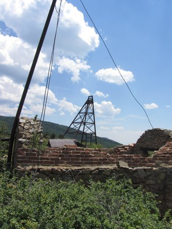 Victor, CO: Vindicator Mine