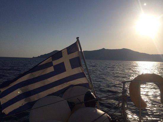 Sunset Oia Sailing - Day Tour: ...