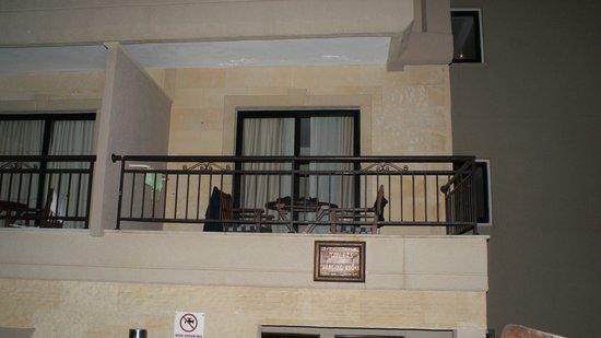 Atlantica Golden Beach Hotel : Balcony