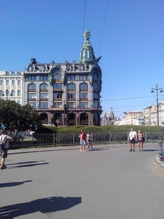 Nevsky Prospekt: Июль в Питере
