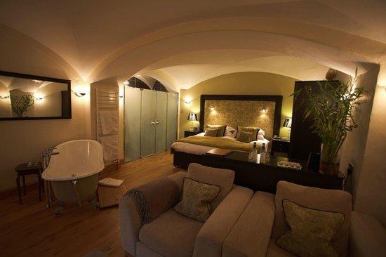 Boath House: Room 8