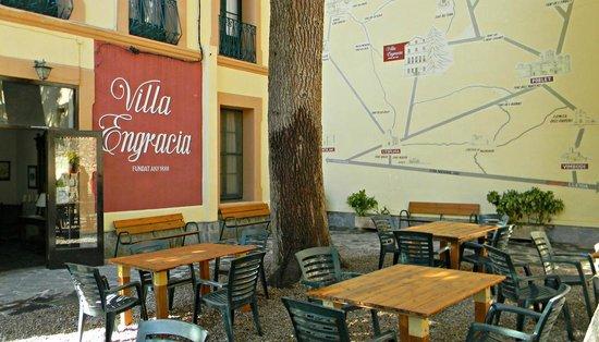 Sercotel Villa Engracia rural Hotel and Apartments : Casco principal