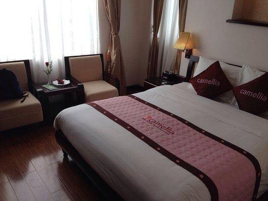 Cherish Hotel: Chambre