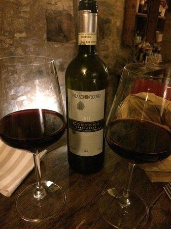 Ad Braceria : vino della casa