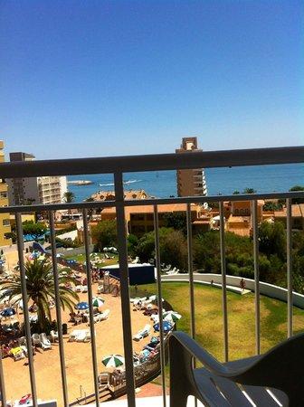 MedPlaya Hotel Bali: View from balcony
