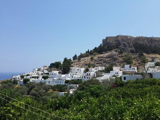Agios Pavlos Beach (Saint Paul) : Lindos
