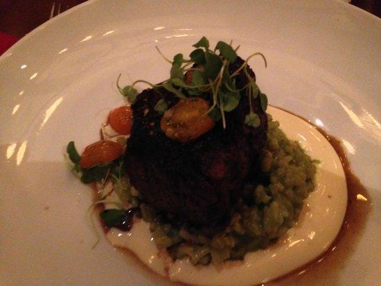 Le Cellier Steakhouse: Filet Mignon