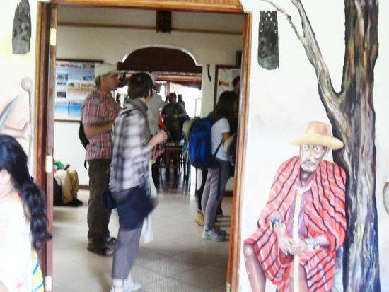 Sentrim Mara Camp: front door