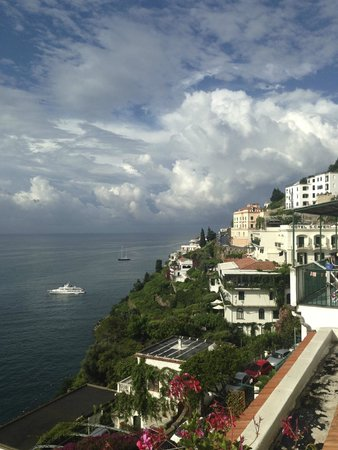 Hotel Il Nido : View from room