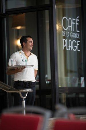 Tripadvisor Cafe De La Grande Plage Biarritz
