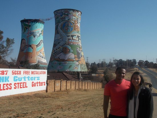 Felleng Day Tours : Soweto