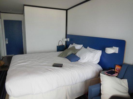 Montauk Blue Hotel: Room king ocean view